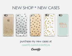New shop at Casetify