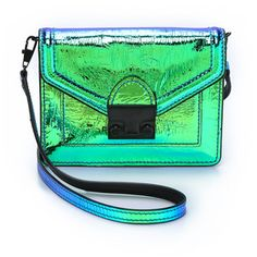 Image result for rebecca minkoff iridescent bag