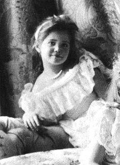 #Grand Duchess Maria Nikolaevna Romanova of Russia