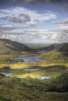 Killarney National Park, Ireland.