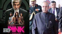 'PINK' -special screening for President Pranab Mukherji , http://bostondesiconnection.com/video/pink_-special_screening_for_president_pranab_mukherji/,  #'PINK'-specialscreeningforPresidentPranabMukherji #AmitabhBachchan #AngadBedi #AniruddhaRoyChowdhury #KirtiKulhari #Pink #PiyushMishra #pranabmukherjee #President #RashtrapatiBhavan #TaapseePannu #womenorientedfilm