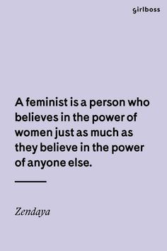 Inspirational work hard quotes : GIRLBOSS QUOTE: A feminist is a person who believes in the power of women just a Girl Boss Quotes, Woman Quotes, Malala Yousafzai, Refugees, Hard Quotes, True Quotes, Motivational Quotes, Inspirational Quotes, Feminist Quotes