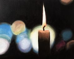 Candle Painting Candle Art Candle PRINT Candle Art Print - from original painting by J Coates Original Oil Painting or Print by JamesCoatesFineArt Cow Painting, Painting Still Life, Still Life Art, Rose Art, Canvas Art Prints, Canvas Wall Art, Candle Art, Oil Candles, Rustic Art