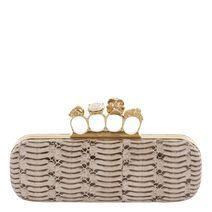 My new Knucklebox Clutch <3 #McQUEEN #MommaSaidKnockYouOut