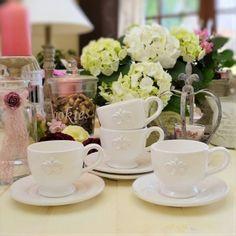 Châteauneuf ~ Kaffee-Set