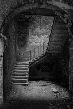Verlassene Orte - Lost Places                                                                                                                                                      Mehr