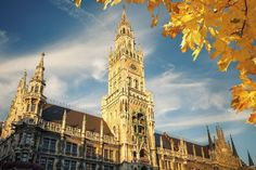 20 villes européennes à visiter en automne (en images)