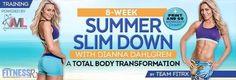 8-Week Summer Slim Down