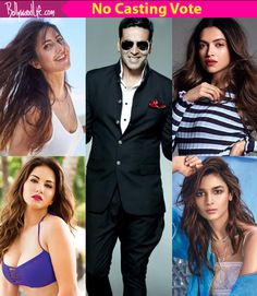 Akshay Kumar, Deepika Padukone, Alia Bhatt, Sunny Leone – 10 Bollywood stars who CANNOT cast a vote in the ongoing elections #FansnStars