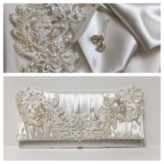 Something Old to Something New! Wedding Clutch www.ao3designs.com