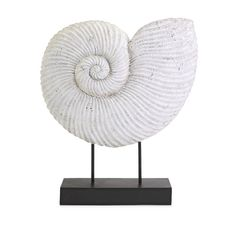 Wayfair $140 IMAX Ramsey Sea Shell Sculpture