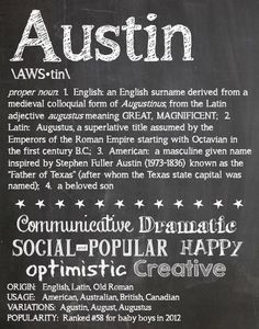 Personalized poster featuring the name austin in photos of signs personalized poster featuring the name austin in photos of signs and sign letters signyourname personalized name gifts pinterest personalized posters negle Image collections