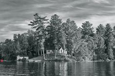 Cottage In The Woods, Clear Lake, Community, River, Facebook, Landscape, Nature, Photography, Free