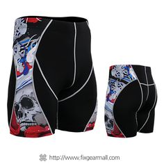 FIXGEAR Compression Shorts Drawer, model no P2S-B19R, Grapnic Printing Compression shorts Drawer for MMA is manufactured by FG Creative located in South Korea. #fixgear #compression #MMA #Jujitsu #muaythai #gymnastics #pants #Training #Undershirts #Skintights #Bicycle #Bike #Mountain #Downhill #Sportswear #Tracksuit #mensfashion #menswear