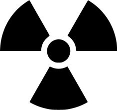 Repurposed Home Decor Ideas Radioactive Symbol Invert Vinyl Sticker Decal JDM Radiation -Choose Size & Color Small Space Home Decor Ideas Windmill Blades, Marken Logo, Sign Stencils, Image Icon, Car Stickers, Wall Colors, Online Art, Foto E Video, Jdm