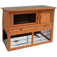 Kaninbur Loft 2 etg 111cm Hamster, Lofts, Flamingo, Storage, Furniture, Messi, Home Decor, Dog Playpen, Log Home