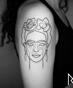 minimalism tattoos