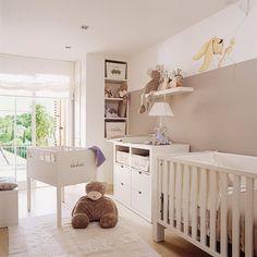 habitacion bebe beige - Buscar con Google - #decoracion #homedecor #muebles