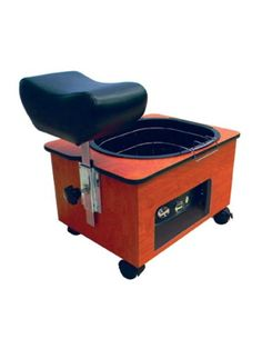 Pibbs DG 103 Portable Footsie Bath Pedicure Spa by Pibbs