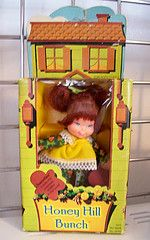 A Honey Hill Bunch doll...possibly Sweetie