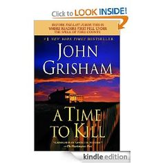 Grisham's first, and still his best novel. Good movie too
