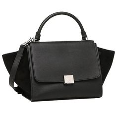 ca7d88e03b63b CELINE Small Trapeze Bag Céline Tasche