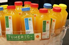 Turmeric Elixirs: Turmeric made an appearance in snack foods, spice blends, but most inventively in a handful of drinks. TumericALIVE ($45 for eight juices) brought the tastiest turmeric libation at the show. Spicy, flavorful, and boosted by ginger, cardamom, and lemon, the original flavor was my favorite offering. The active ingredient in turmeric, curcumin, works in a very similar way to anti-inflammatory drugs. Tumeric tea is also very popular in Okinawa, the Japanese island known for…