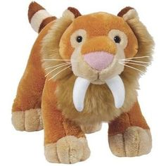 Webkinz Sabertooth Tiger