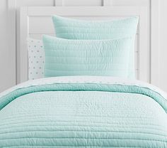 Pretty Branson Quilted Bedding | Pottery Barn Kids