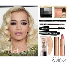 "Set on polyvore.com #22  ""Rita Ora"""