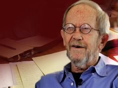 'Get Shorty' author Elmore Leonard dies three weeks after stroke
