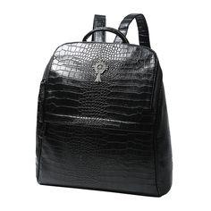 ==>DiscountCrocodile pattern men's backpack fashion rivet backpacks crocodile knapsack backpack female casual travel bag schoolbag bagsCrocodile pattern men's backpack fashion rivet backpacks crocodile knapsack backpack female casual travel bag schoolbag bagsSave on...Cleck Hot Deals >>> http://id906543781.cloudns.ditchyourip.com/32715336348.html images
