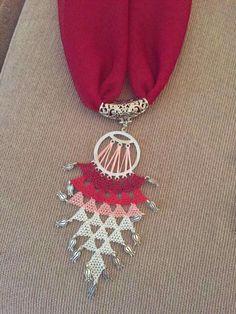 Needle Lace, Brooch, Embroidery, Crochet, Earrings, Jewelry, Necklaces, Tejidos, Rage