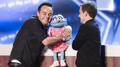 ant and dec | Patsy dreams a little dream with Ant and Dec | Auditions | Britain's ...