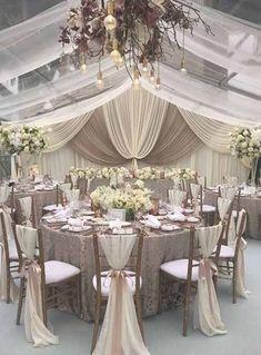 ✨ glam metallics elegant weddingreception weddingdetails elegantweddingsreceptioncenterpieces is part of Wedding decor elegant - Wedding Receptions, Wedding Themes, Wedding Ceremony, Wedding Ideas, Gown Wedding, Lace Wedding, Wedding Scene, Wedding Church, Wedding Rings
