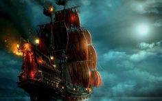Pirates Fantasy Art