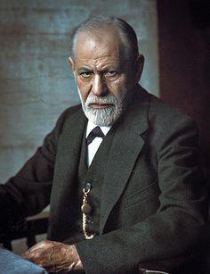 Sigmund Freud - Portraits of Scientists & Psychologists - Sigmund Freud, Portraits, Portrait Art, Portrait Photography, Famous Historical Figures, Historical Photos, Online Psychology Courses, Hermann Hesse, Photographs Of People