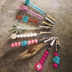 New Roach clips listed . Marijuana Funny, Stoner Style, Glass Pipes And Bongs, Stoner Gifts, Stoner Art, Stash Jars, Puff And Pass, Smoke Weed, Make Up Kits