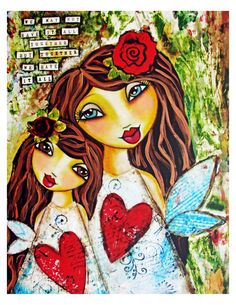 We May Not Have it all Together Fine Art by chloeandsofiasmom, $20.00