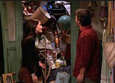 """When her secret closet was revealed. 