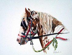 Awesome artist Jennifer Redstreake!