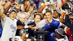 Urban Meyer Tim Tebow Aaron Hernandez Percy Harvin and the rise and fall of the Florida Gators