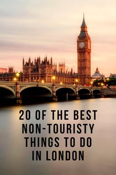 20 of the Best Non-Touristy Things to Do in London All the best non-touristy things to do in London. Live like a local in London. Check out local favorites in London. Backpacking Europe, Travel Europe, Italy Travel, Europe Train, Italy Vacation, Ireland Travel, Japan Travel, Time Travel, Travel Bag