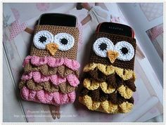 Owl Cell Phone Case ~ Inspiration…                                                                                                                                                                                 More