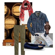 """""""Weekend Get a Way"""" by kammy-kenman on Polyvore"""
