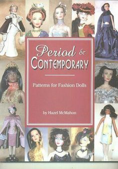 Free Copy of Patterns - Period and Contemporary Patterns for Fashion Dolls