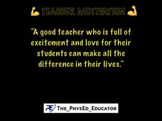 ✊Lets get Motivated ✊For MORE FOLLOW 🤗👉@the_physed_educator   ⭐️Daily motivation AND Inspiration to keep teachers going. ⭐️  - - - - -  #teacherssmile #happyteacher #teachersarecool #motivation #happylife #teachersmotivate #inspireothers #inspiration #motivationalquotes #teachermotivation Best Teacher, Inspire Others, Daily Motivation, Happy Life, Motivationalquotes, Cards Against Humanity, Student, Let It Be, Education