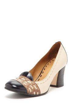 loafer pump