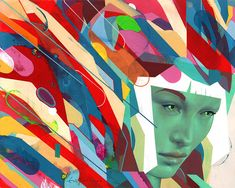 Artist painter Erik Jones