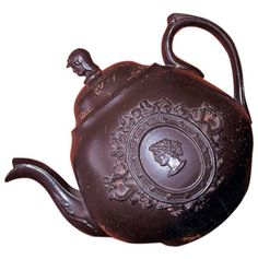 Antique Teapots   Antique teapot: